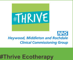 #Thrive Ecotherapy